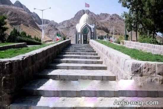 مکان های تاریخی تربت حیدریه