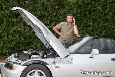 بررسی صدای زیاد موتور ماشین