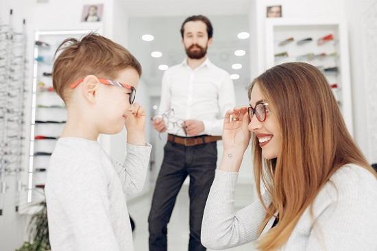 انتخاب یک عینک مناسب