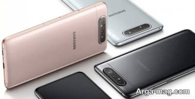 بازبینی گوشی A80