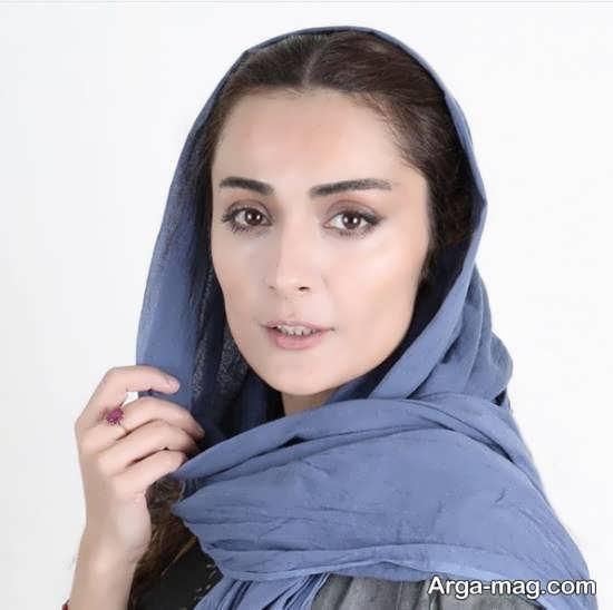 ژست لاکچری و بی نظیر السا فیروز آذر