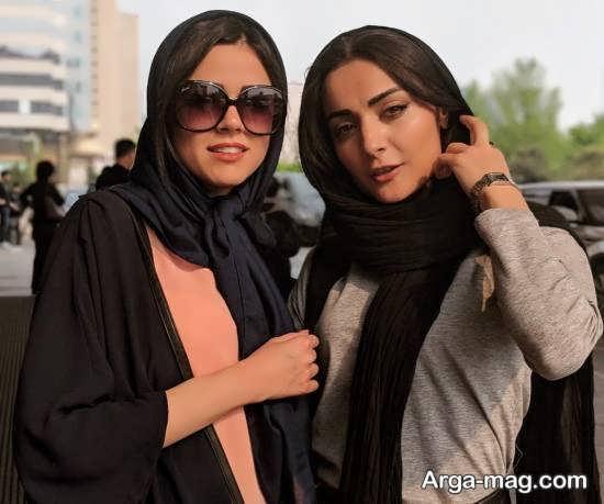 عکس خاص و بیوگرافی السا فیروز آذر