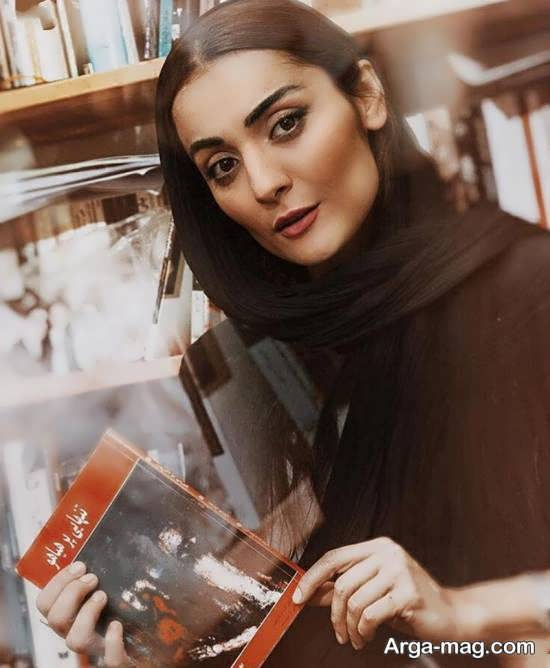 تصویر زیبا و متفاوت السا فیروز آذر