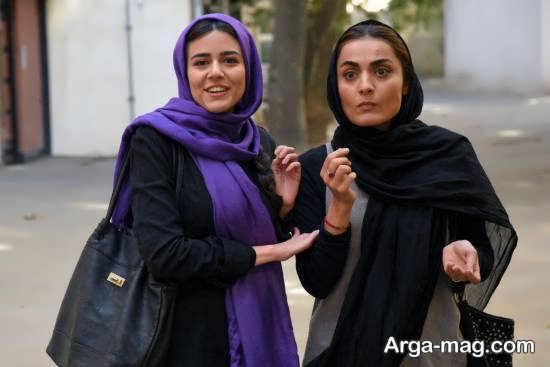 تصویر تماشایی السا فیروز آذر