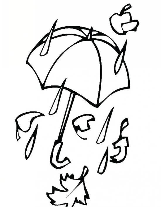 نقاشی چتر