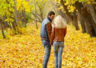 متن عاشقانه پاییزی