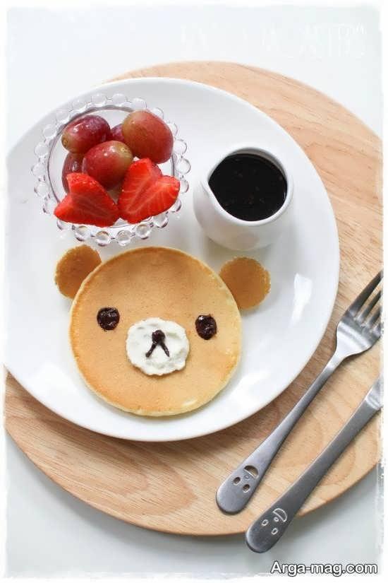 تزیینات صبحانه با خلاقیت های شیک