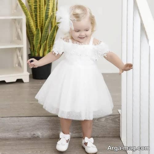 لباس عروس شیک برای کودک