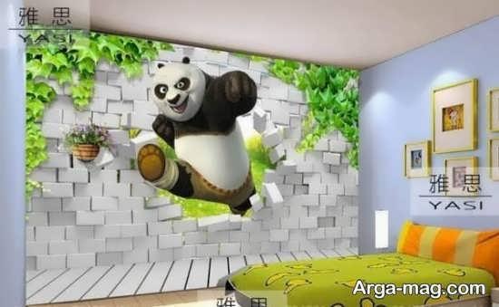 تزیینات دیوار اتاق کودک