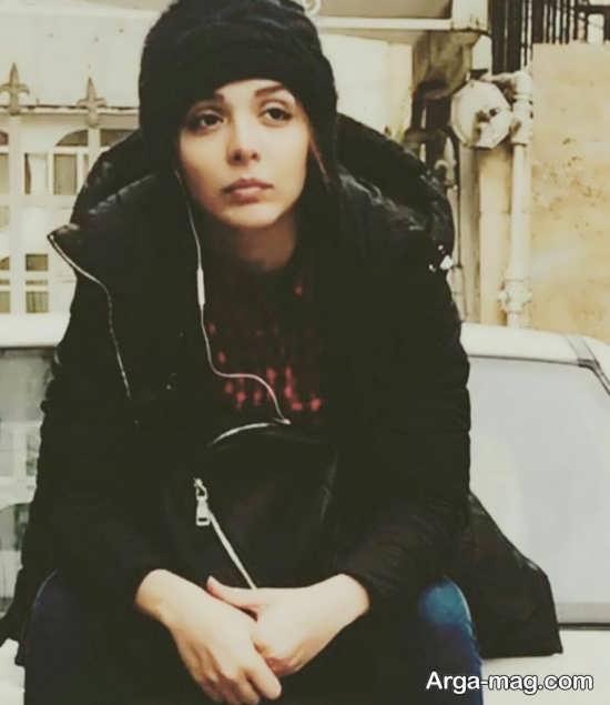 المیرا دهقانی بازیگری جوان و خوش چهره