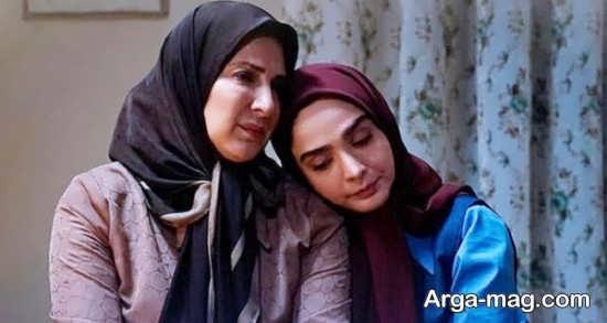 المیرا دهقانی بازیگری زیبا و جوان
