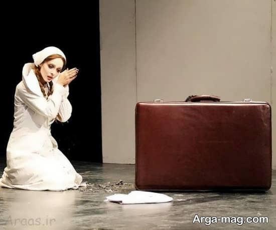 المیرا دهقانی بانوی جوان تئاتر