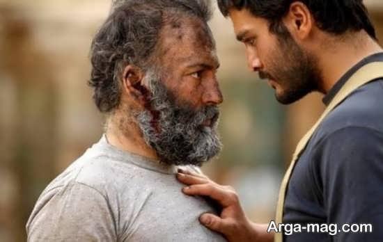 تصاویر متفاوت حمیدرضا آذرنگ و زندگینامه وی