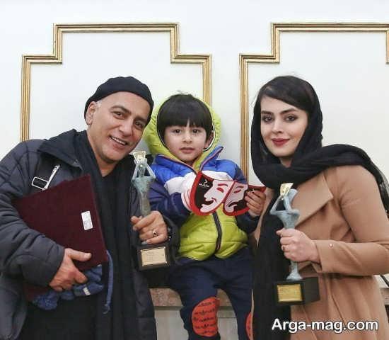 مجموعه تماشایی عکس های حمیدرضا آذرنگ و زندگینامه وی