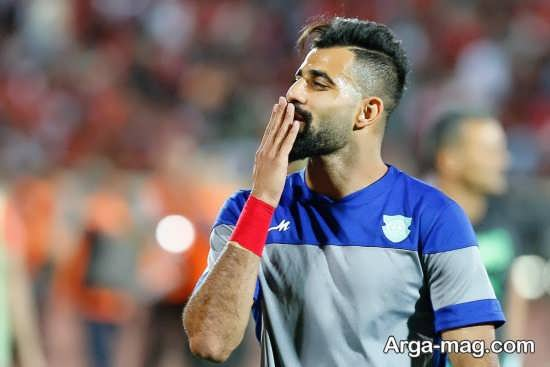 گالری فوتبالی حسین کنعانی زادگان
