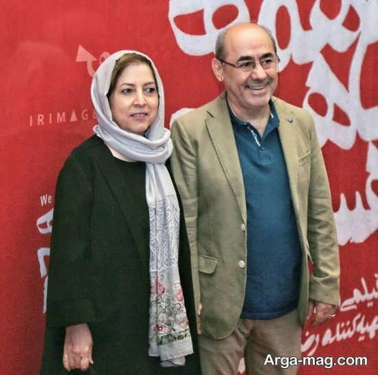 بیوگرافی کمال تبریزی و تصاویر خانوادگی وی