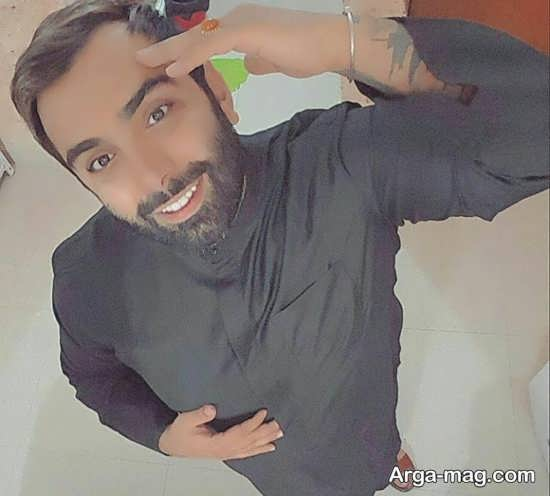 عکس های قشنگ مسعود صادقلو و زندگینامه وی