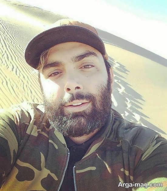بیوگرافی مسعود صادقلو به همراه عکس های شخصی اش