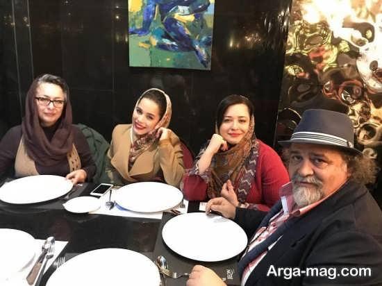 مجموعه جالب عکس های ملیکا شریفی نیا و زندگینامه وی