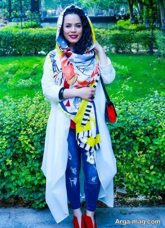 تصاویر متفاوت ملیکا شریفی نیا به همراه بیوگرافی وی