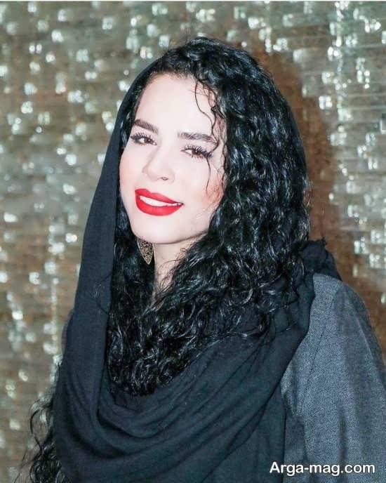 زیباترین تصاویر ملیکا شریفی نیا و زندگینامه وی