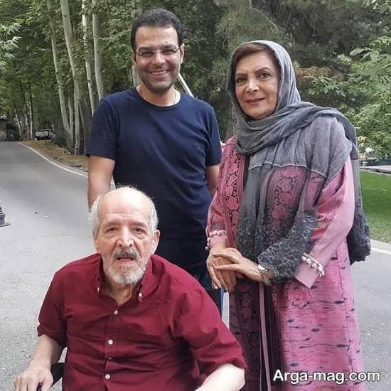 بیوگرافی محسن قاضی مرادی بازیگر