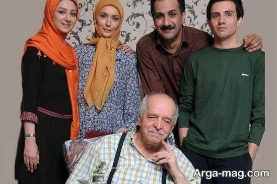 محسن قاضی مرادی هنرپیشه سینما و تلویزیون