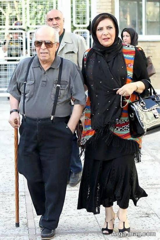عکس خاص و زیبا محسن قاضی مرادی