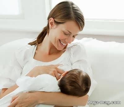 نگهداری شیر مادر+تصویر