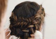 مدل بافت موی عروس