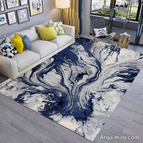 فرش زیبا و فانتزی