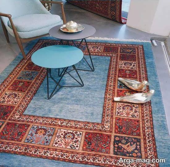 فرش سالن پذیرایی