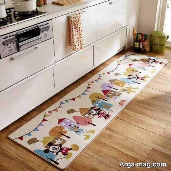 فرش مخصوص آشپزخانه