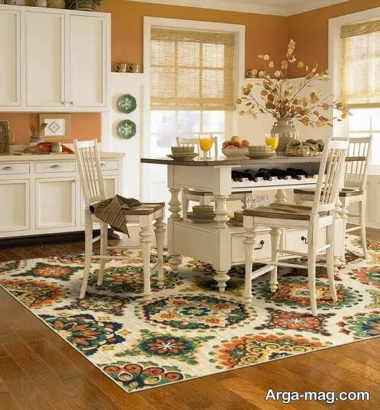 مدل فرش آشپزخانه