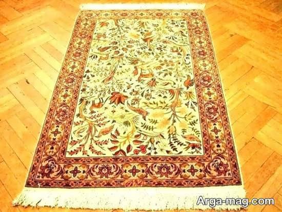 طرح فرش سنتی