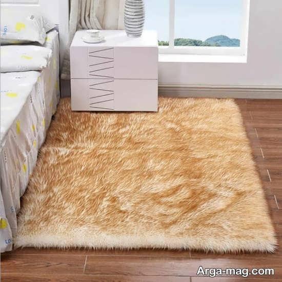 فرش شیک و ساده