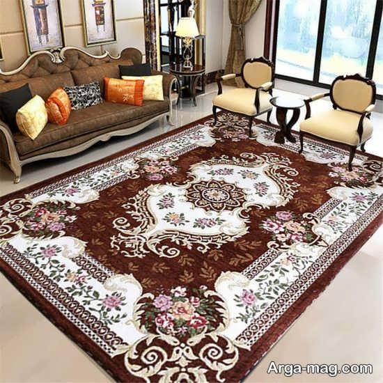 فرش مخصوص سالن پذیرایی