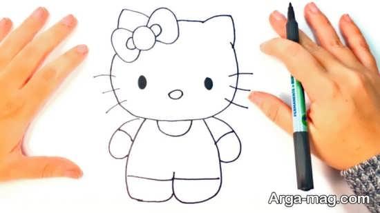 طراحی گربه در مدل های دوست داشتنی