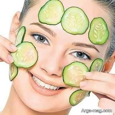 روش های خانگی کنترل چربی پوست