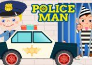 شعر کودکانه پلیس