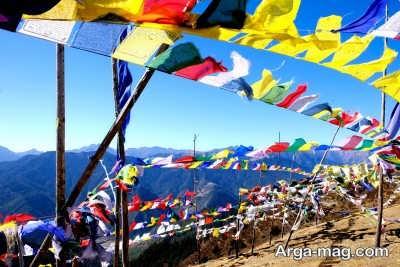 مستعمره نشدن کشور بوتان