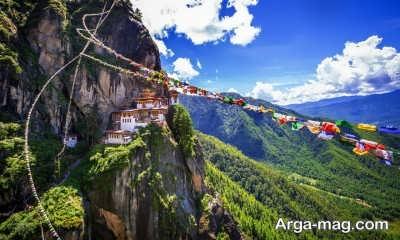 صومعه کشور بوتان