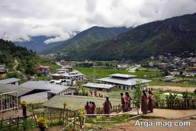 جاذبه های بوتان
