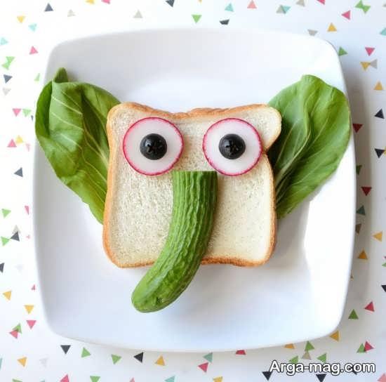 تزئینات ساندویچ با جذاب ترین ایده ها