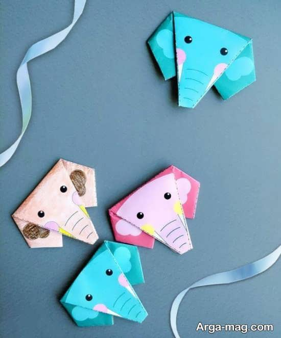 ایده های خلاقانه برای ساخت کاردستی با کاغذ