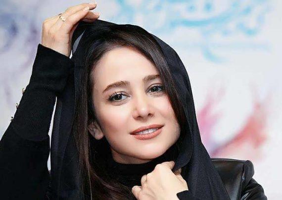 الناز حبیبی از بازیگران جوان و موفق سینما