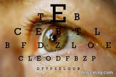 مواد غذایی تقویت بینایی
