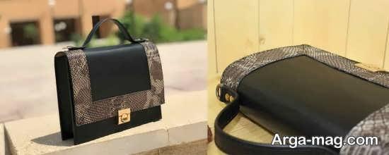 کیف دخترانه ساده زیبا