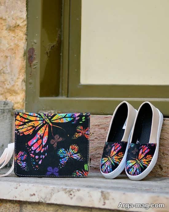 مدل کیف و کفش زیبا و عالی