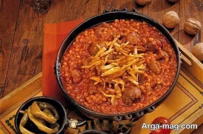 طرز تهیه خورش قیمه با سویا